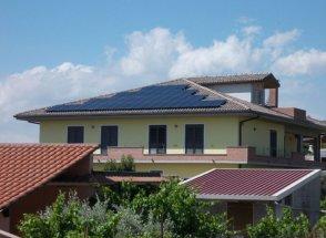 Impianto fotovoltaico da 5,98 kWp