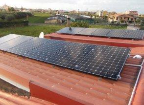 Impianto fotovoltaico da 3,92 kWp