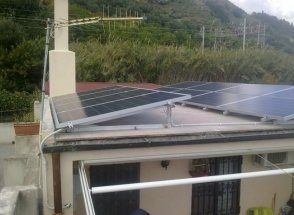 Impianto fotovoltaico da 3 kWp
