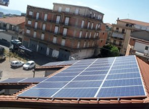 Impianto fotovoltaico da 7,92 kWp