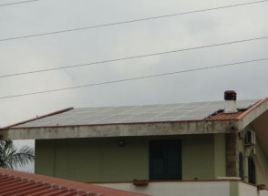 Impianto fotovoltaico da 9,6 kWp