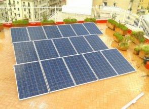 Impianto fotovoltaico da 3,84 kWp