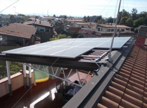 Impianto fotovoltaico da 3,5 kWp
